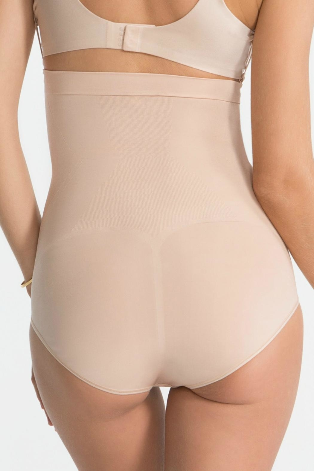 Spanx Oncore High Waisted Brief - Side Cropped Image