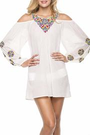 Onda de Mar Cut Off Tunic - Product Mini Image
