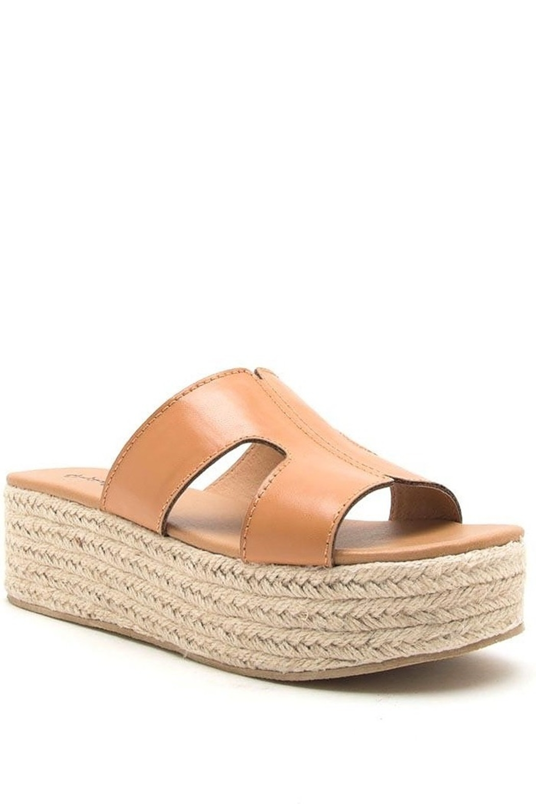 fbdd9068365 Qupid One Band Wedges from Orlando by Zingara Souls — Shoptiques