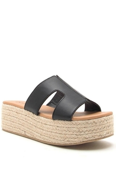 Qupid One Bank Wedges - Product List Image