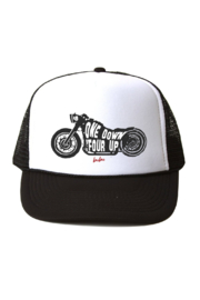 Bubu One Down Four Up Kids Hat - Product Mini Image