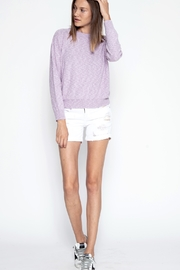One Grey Day Iris Pullover Sweater - Product Mini Image