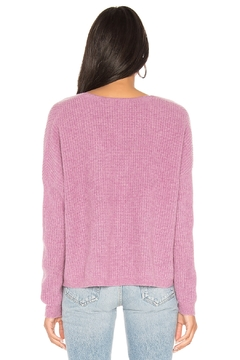 One Grey Day Paxton Pink Pullover - Alternate List Image