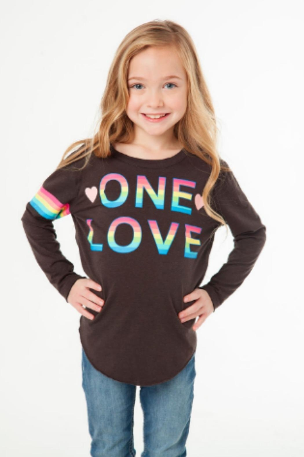 Chaser One Love Tee - Main Image