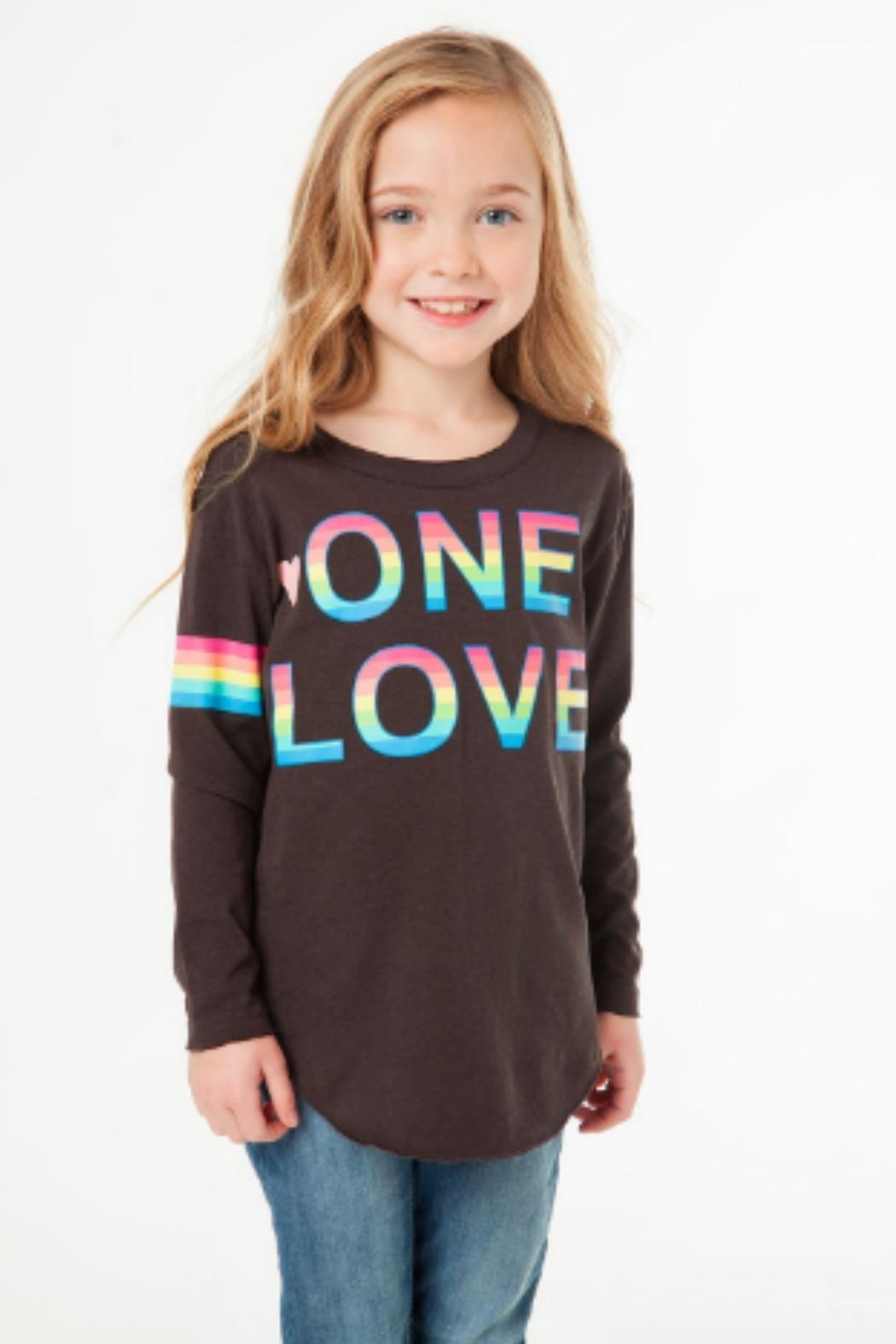 Chaser One Love Tee - Side Cropped Image