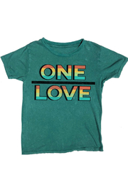Rowdy Sprout One Love Tee - Product Mini Image