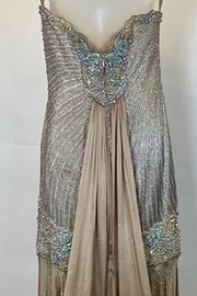 Mac Duggal ONE OF A KIND EVENING  GOWN - Back cropped