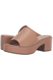 Seychelles One Of A Kind Heeled Slide - Side cropped