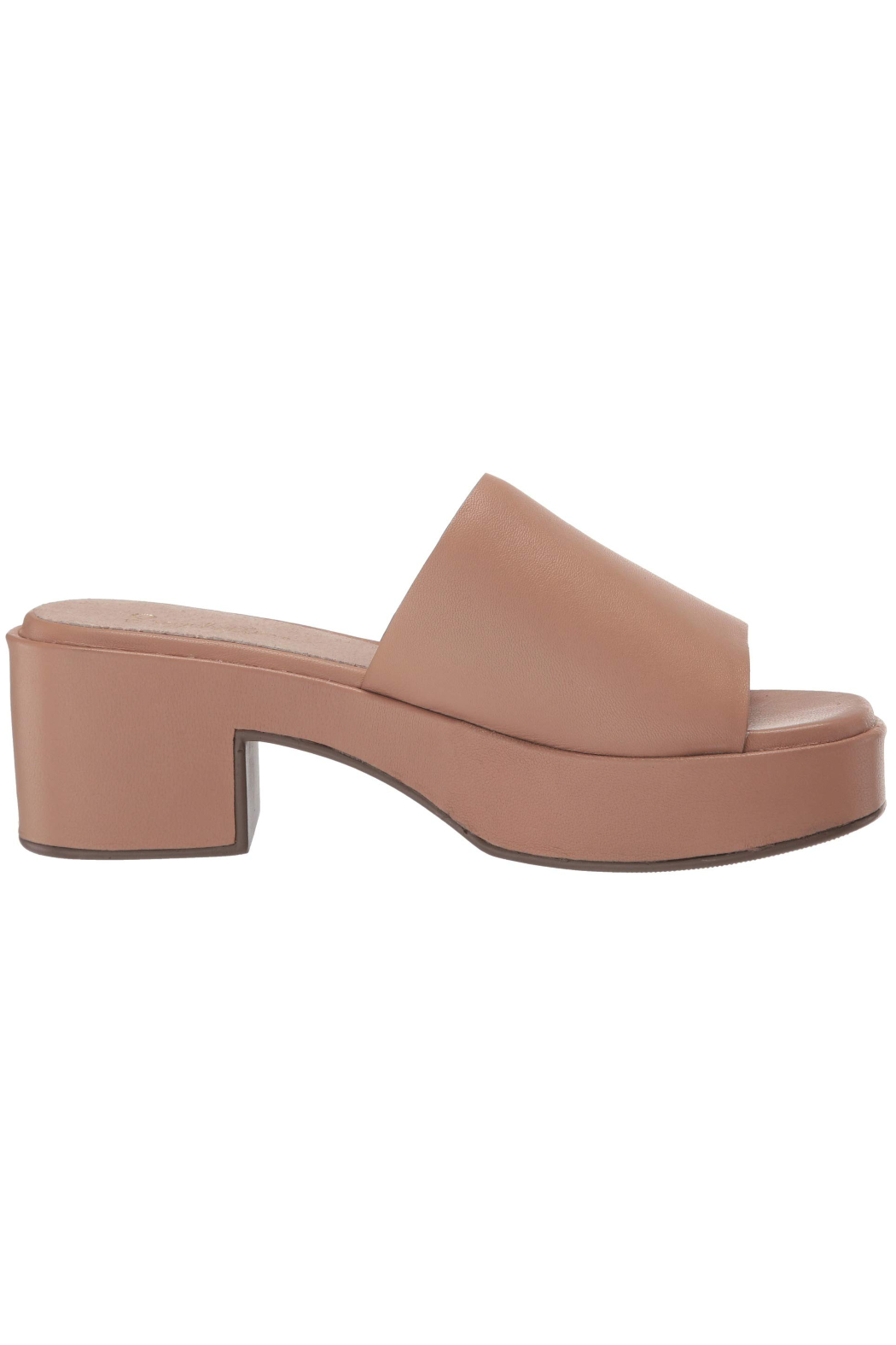 Seychelles One Of A Kind Heeled Slide - Front Full Image