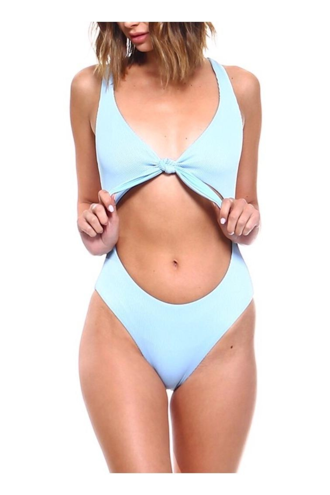 Polly & Esther One-Piece Bathing Suit - Main Image