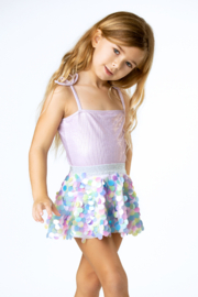 Shade Critters One Piece Pailette Skirt Swimsuit - Product Mini Image