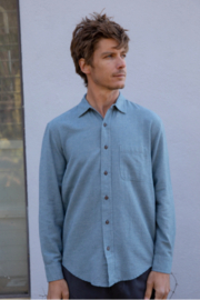 Mollusk One Pocket Shirt - Front cropped