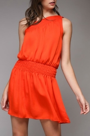 Do & Be One Shoulder Dress - Front cropped