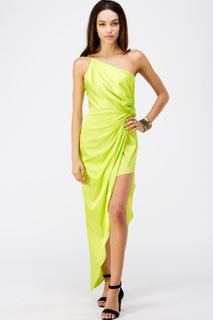 604ad04354 ... luxxel One Shoulder Dress - Product List Image