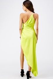 luxxel One Shoulder Dress - Side cropped