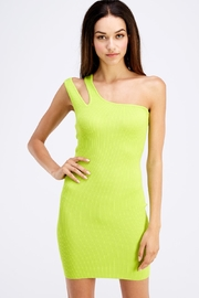 hera collection One Shoulder Dress - Product Mini Image