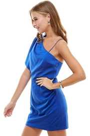 TCEC One Shoulder Dress - Front full body