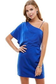 TCEC One Shoulder Dress - Front cropped