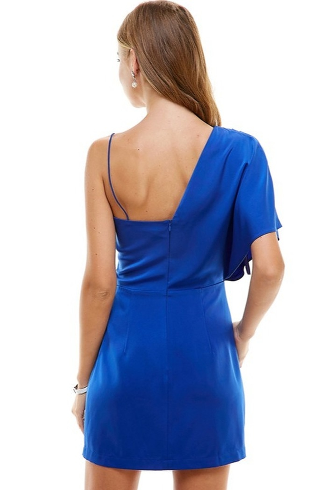 TCEC One Shoulder Dress - Side Cropped Image