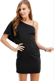 TCEC One Shoulder Dress - Product Mini Image