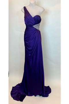 Mac Duggal ONE-SHOULDER GOWN - Product List Image