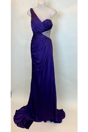 Mac Duggal ONE-SHOULDER GOWN - Product Mini Image