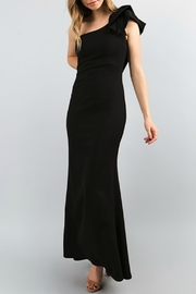 Minuet One Shoulder Gown - Product Mini Image