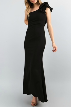 Minuet One Shoulder Gown - Product List Image