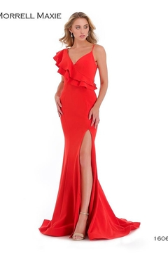 Morrell Maxie One Shoulder Gown - Product List Image