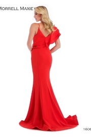 Morrell Maxie One Shoulder Gown - Front full body
