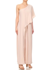 Ina One Shoulder Jumpsuit - Product Mini Image