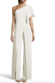 Issue New York One Shoulder Romper - Front cropped