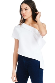 TIMELESS One Shoulder Top - Product Mini Image