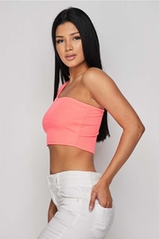 Hot & Delicious One Shoulder Top - Front full body