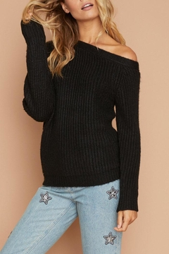 MinkPink One Sided Jumper - Product List Image