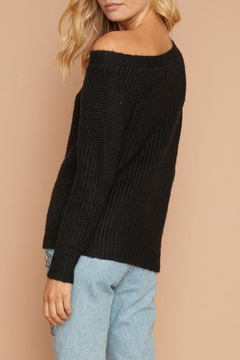 MinkPink One Sided Jumper - Alternate List Image