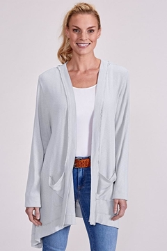 Fresh Produce One-Size Open Cardigan - Alternate List Image