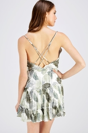 one & only Leaf Print Dress - Other