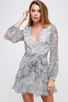 one & only Peasant Sleeve Dress - Product List Image