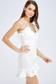 one & only White Lace Dress - Side cropped