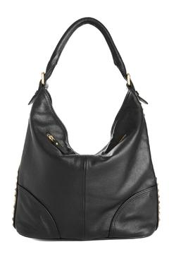 One Fated Knight Leather Studded Bag - Alternate List Image