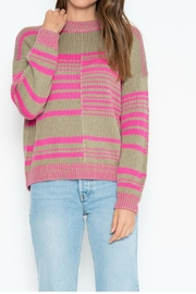 One Grey Day Aidan Pullover - Front cropped