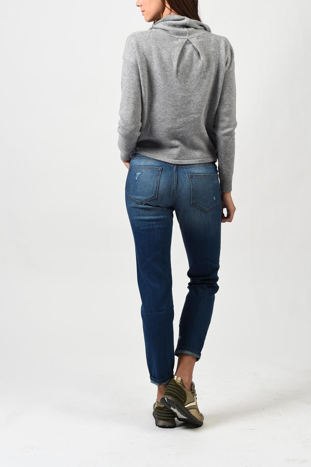 One Grey Day Bryan Sweater - Side Cropped Image