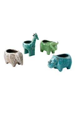Shoptiques Product: African Animal Pots