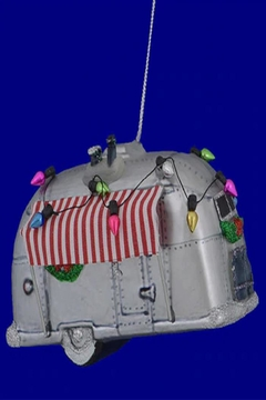 Shoptiques Product: Airstream Ornament