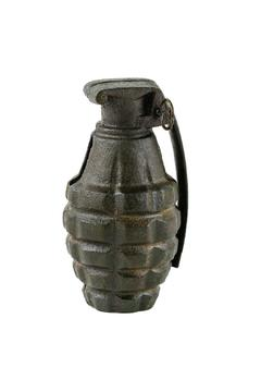 Shoptiques Product: Grenade Coin Bank