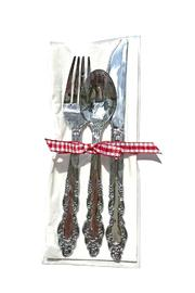 One Hundred 80 Degrees Picnic Flatware Set - Front cropped