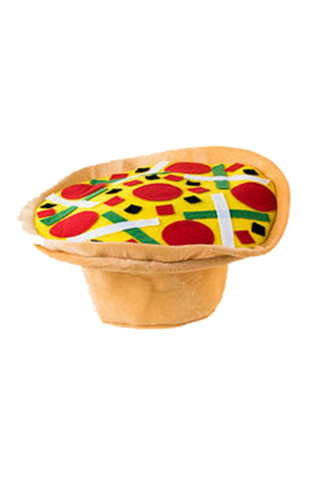 One Hundred 80 Degrees Pizza Hat - Main Image