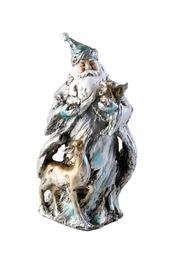 One Hundred 80 Degrees Silvered Santa - Product Mini Image