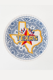 One Hundred 80 Degrees Texas Dinner Plate - Product Mini Image
